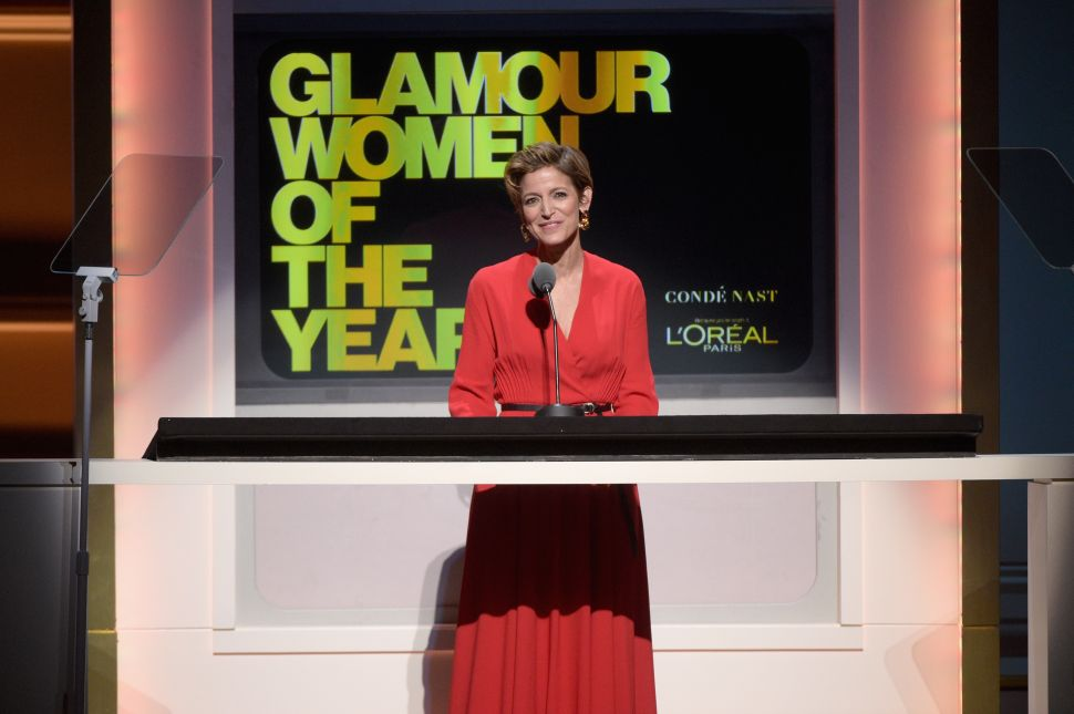 How Hillary Clinton and Michelle Obama Honored Glamour's Cindi Leive