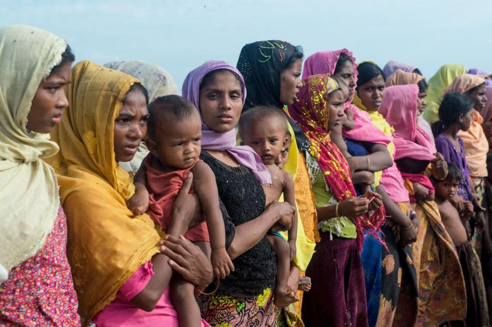US Must Crush Myanmar's 'Ethnic Cleansing' of Rohingya
