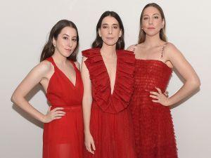 Alana Haim, Danielle Haim and Este Haim.