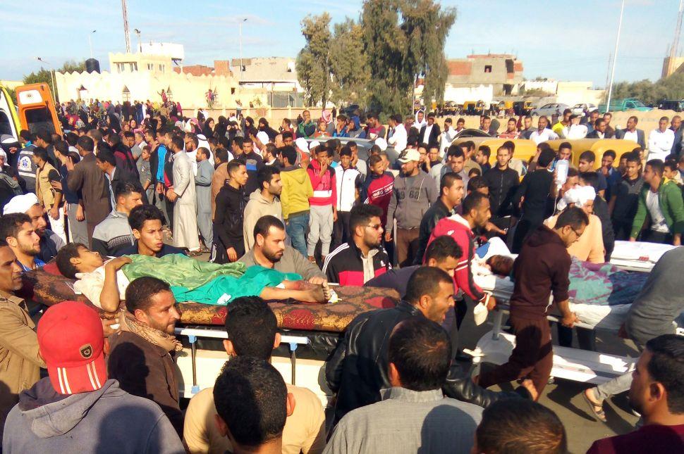Jihadist Horror in Egypt