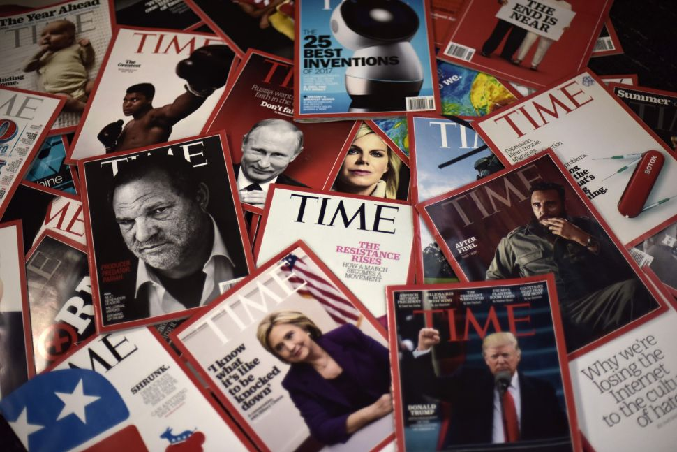 Meredith Corp Will Buy Time Inc for $2.8B in Koch Brothers-Backed Deal