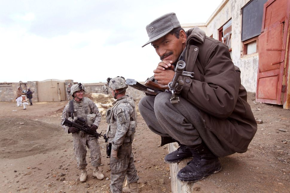 Law and Order in Afghanistan—or Lack Thereof