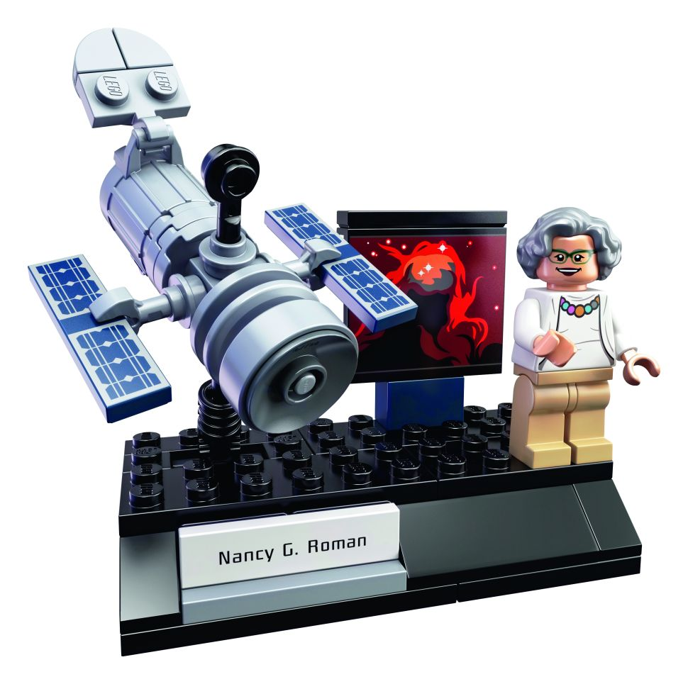 Lego's 'Women of NASA' Is an Instant Hit for Holiday Gifting