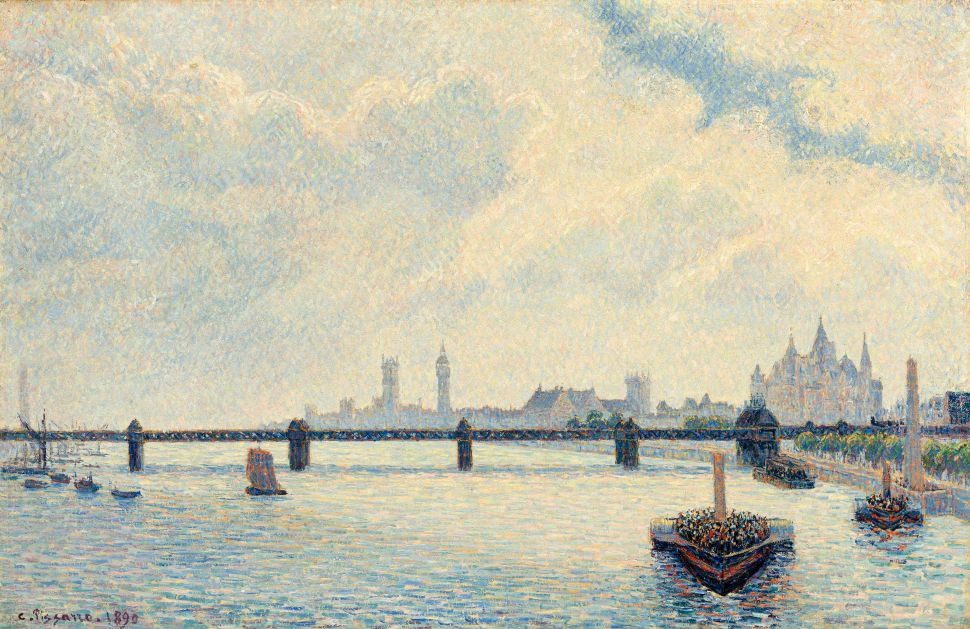 Tate Britain Show Explores How French Impressionism Changed London
