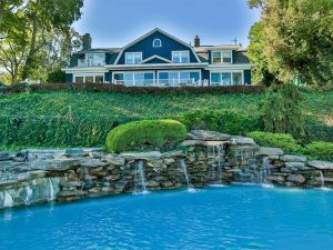Rosie O'Donnell listed her five-house compound in Nyack. Click through to see inside her main residence.
