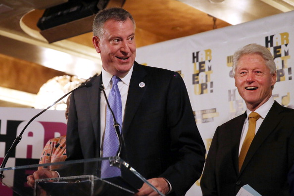 De Blasio: Clinton Would Resign If Lewinsky Affair Occurred Today