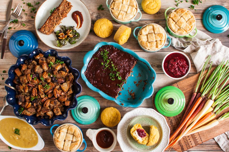 10 Drool-Worthy Recipes for a Vegan Thanksgiving