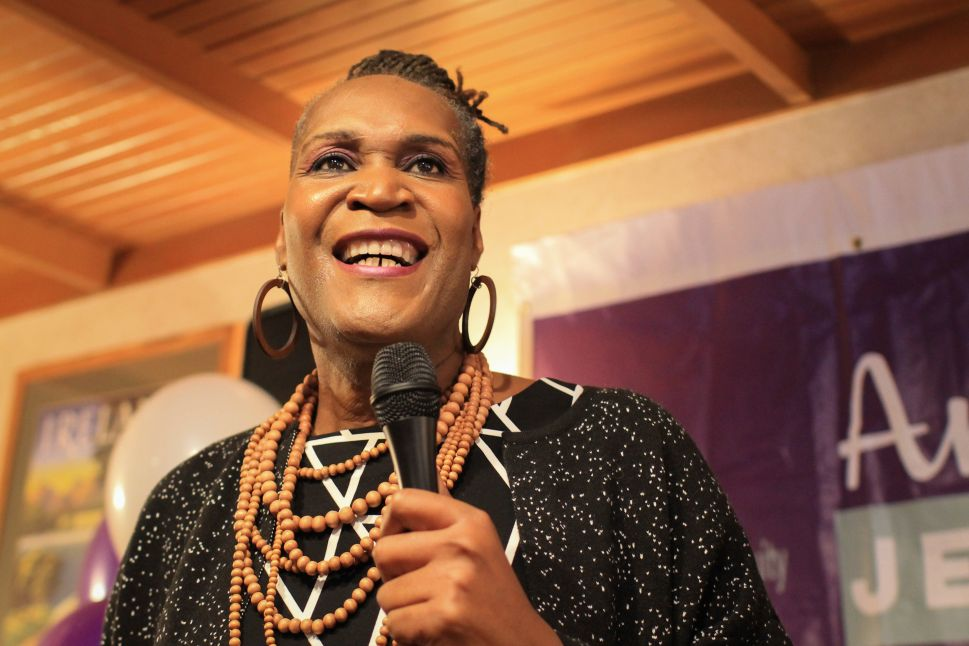 Andrea Jenkins on Becoming the US' First Black Transgender Elected Official