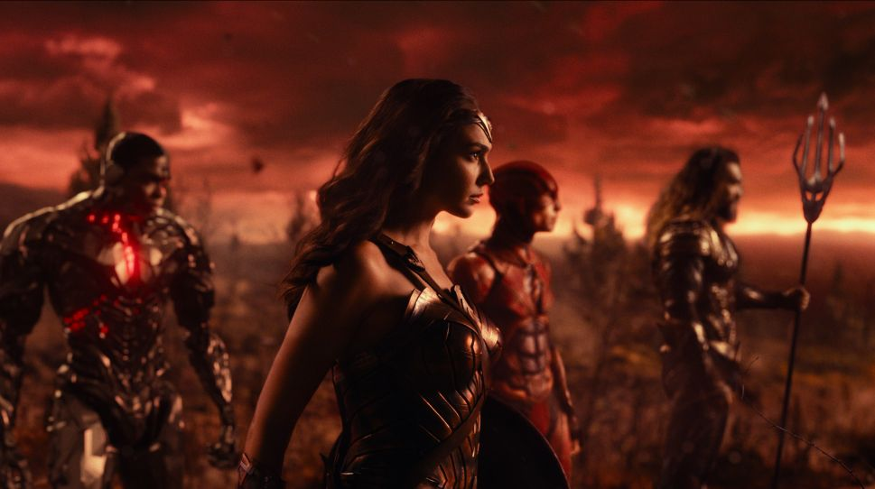 What If Warner Bros. Had Released Zack Snyder's Cut of 'Justice League'?