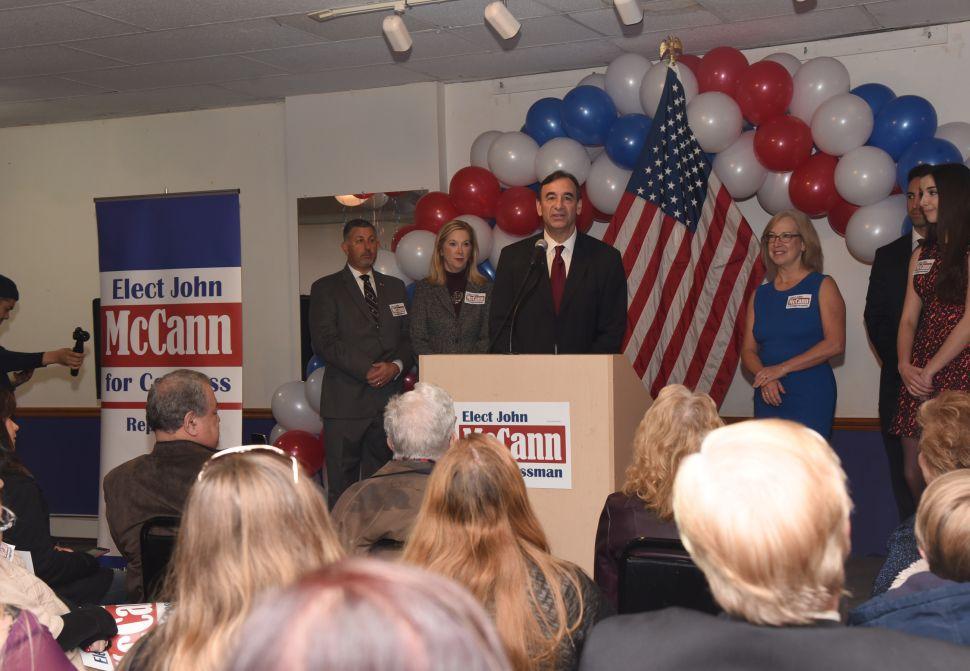 John McCann Enters GOP Primary, Hoping to Challenge Gottheimer
