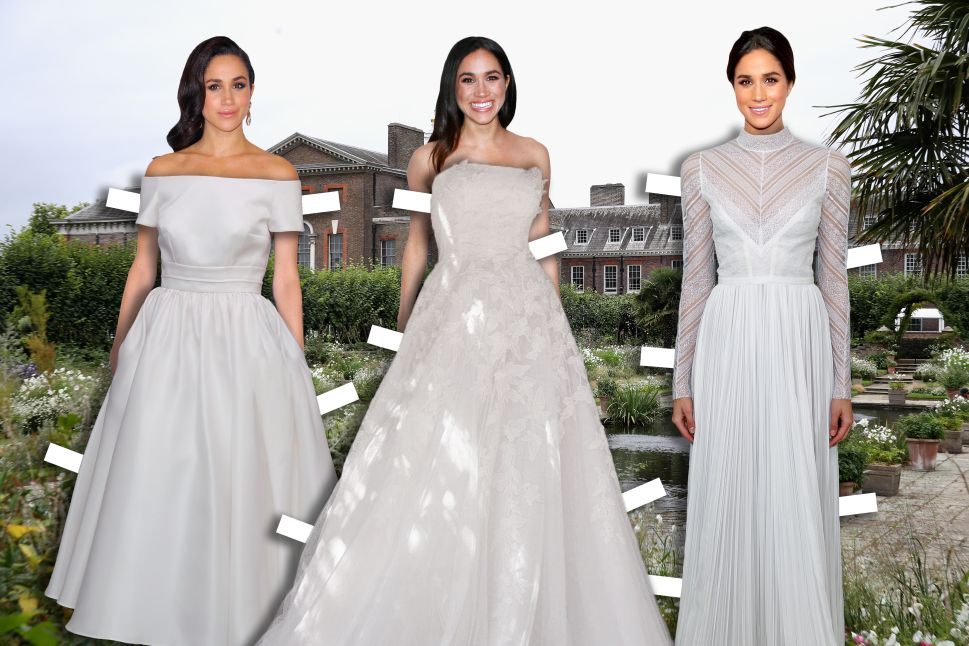 What Will Meghan Markle Wear to Walk Down the Aisle?