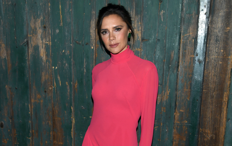 Is Victoria Beckham the New Sporty Spice?