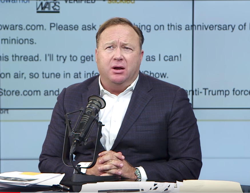InfoWars? Alex Jones Stole Over 1,000 Articles From Kremlin-Backed Russia Today