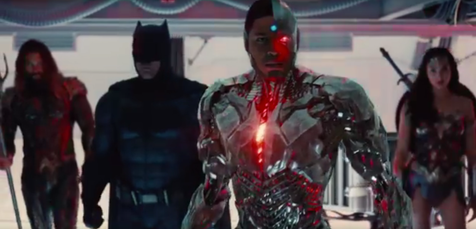 What Are Critics Saying About 'Justice League'?