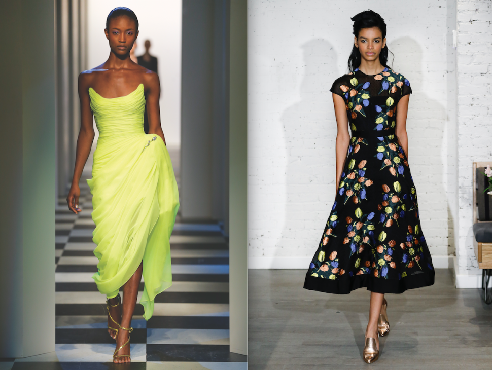 5 Engagement Party Dresses to Set the Tone for Your Bridal Style