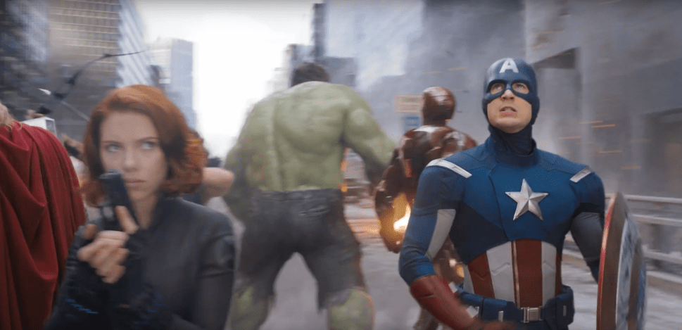 Behold, the First 'Avengers: Infinity War' Trailer Is Here