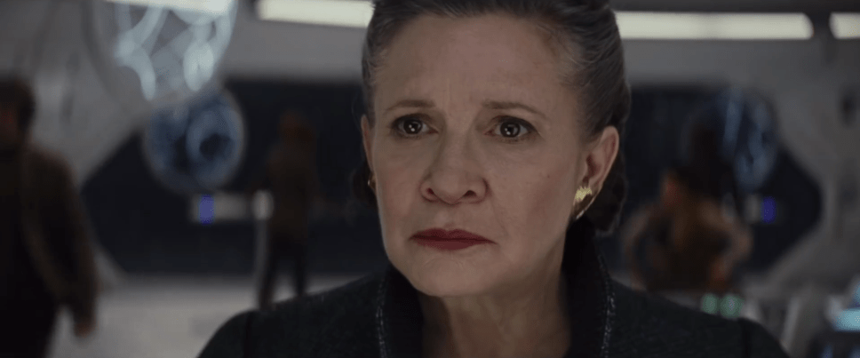 Carrie Fisher's Brother Says He's 'Thrilled' With Previews of Leia in 'Star Wars: Episode IX'