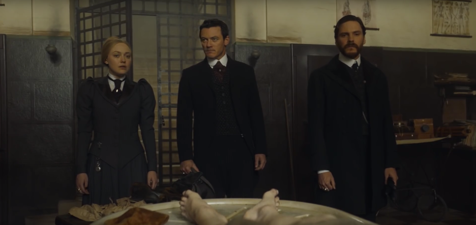 'The Alienist' Is Coming to Make You Forget All About 'Mindhunter'