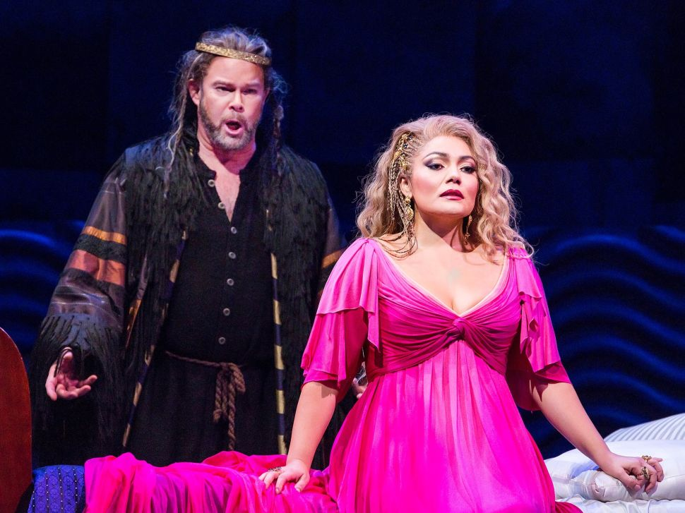 Opera Takes on Women's Politics and Privilege Up in Hudson and at the Met