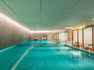 The Pool at Bulgari Hotel Beijing.