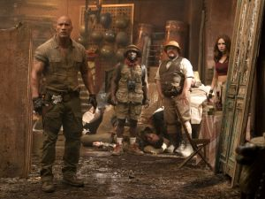'Jumanji: Welcome to the Jungle' Reviews