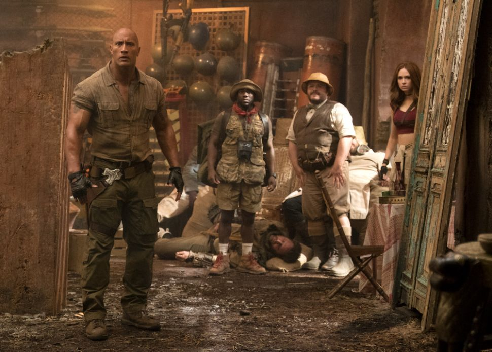 What Are Critics Saying About 'Jumanji: Welcome to the Jungle'?