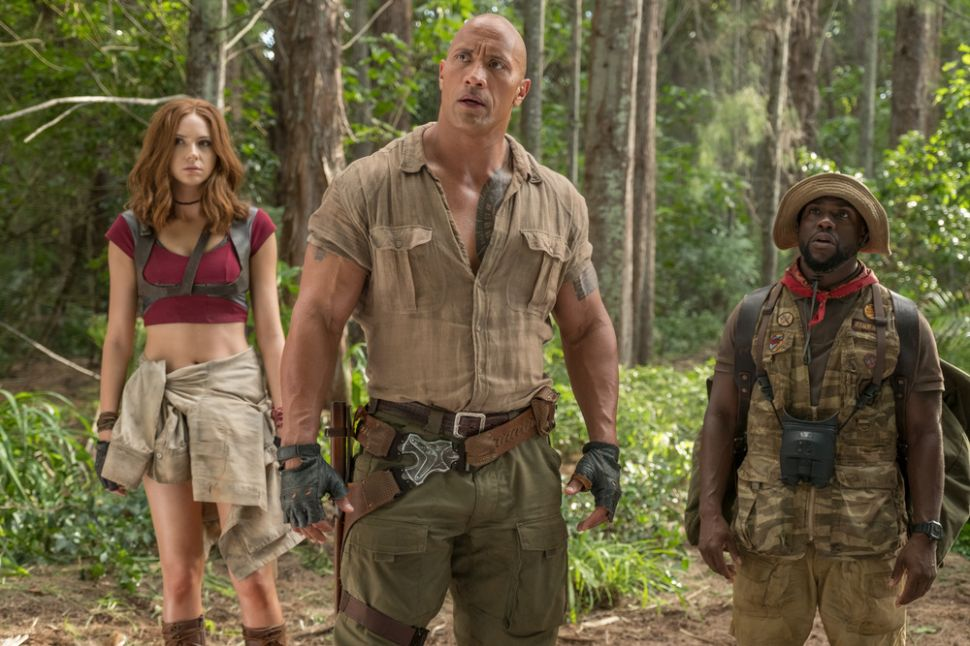 Box Office: Will Dwayne Johnson Rebound With 'Jumanji: Welcome to the Jungle'?