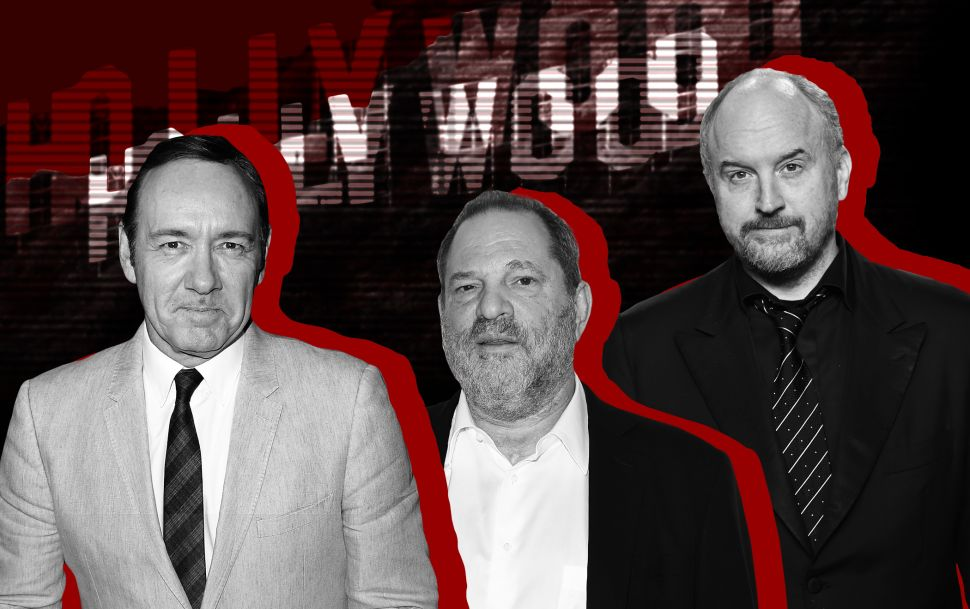 Hollywood's Sexual Harassment Scandal Might End 'Pay or Play' Clauses