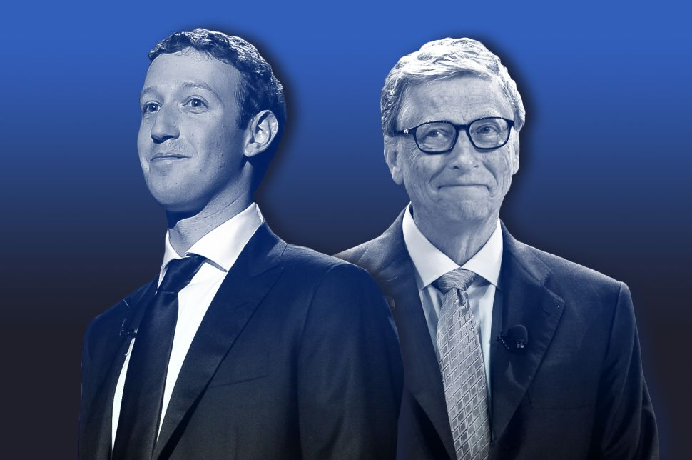 Bill Gates, Mark Zuckerberg Redefine American Philanthropy