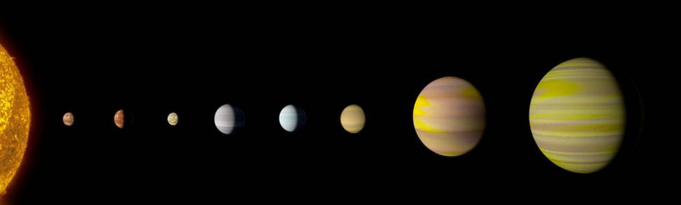 Scientists Discover New Planets and Earth-Like Solar System Using AI, NASA Data