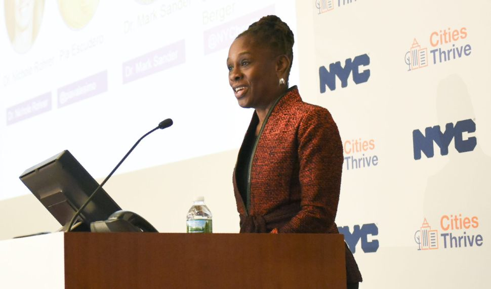 NYC's First Lady Opens up About Past Pot Use and Why She's Now Pro-Legalization