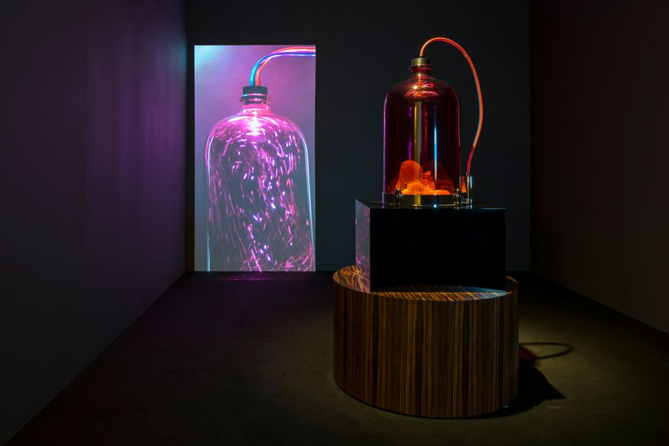 Third Exhibition in a Worldwide Tribute to Mike Kelley Opens in Athens