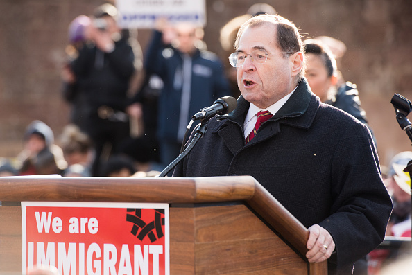 Jerrold Nadler Becomes Top Democrat on House Judiciary Committee