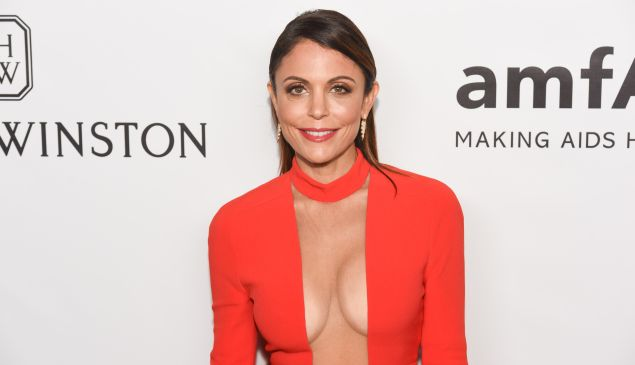 Bethenny Frankel really does have the real estate bug.