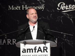 Disgraced Hollywood executive Harvey Weinstein.
