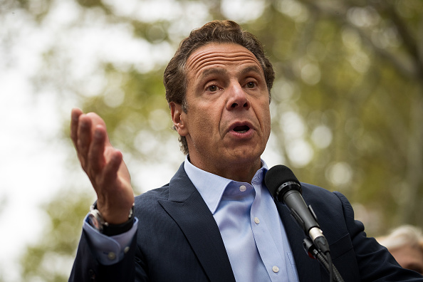 FBI Probing Andrew Cuomo's Hiring Practices, Report Says