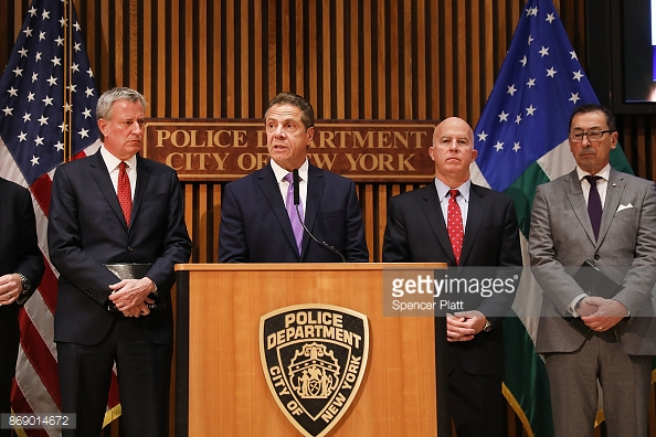 Cuomo Launches Counterterrorism Advisory Panel for New York