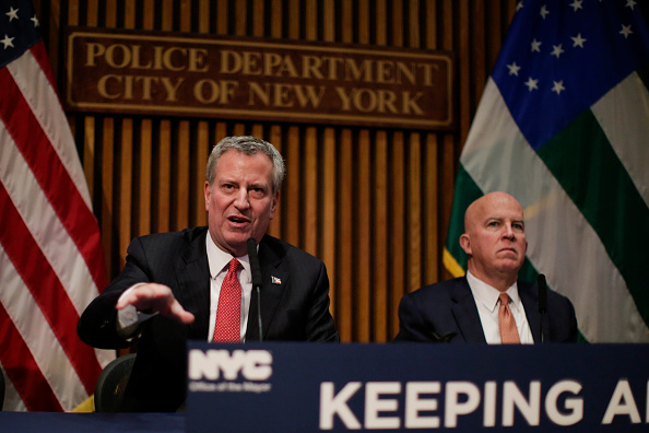 NYPD Reports Lowest Number of Major Crimes Since 1950s