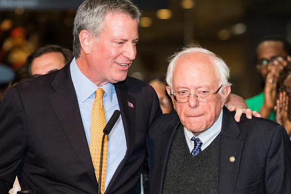 In Iowa, de Blasio Tells Democratic Party to 'Go to the People'