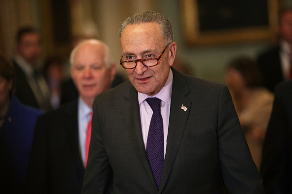 Schumer Says He Was Victim of 'Phony' Sexual Harassment Allegations