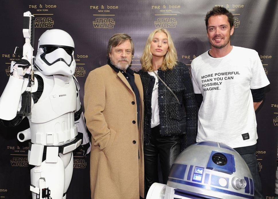 'Star Wars: The Last Jedi' Gets Fashion's Nod of Approval