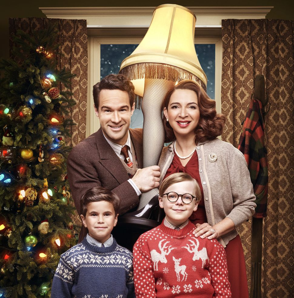 'A Christmas Story Live!' Puts the Movie's Classic Moments to Music