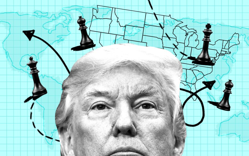 Reconciling Trump's 'America First' Strategy With a Multipolar World