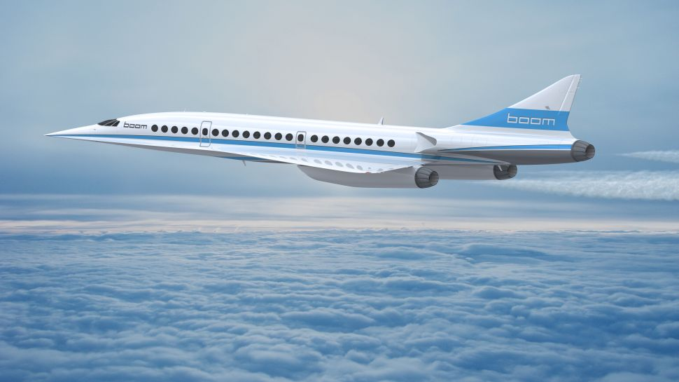 What Makes Boom Supersonic's High-Speed Jet Different From the Concorde?