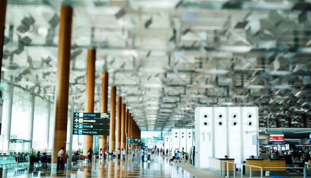 Hungry while waiting for your flight? Here are your best airport food options.