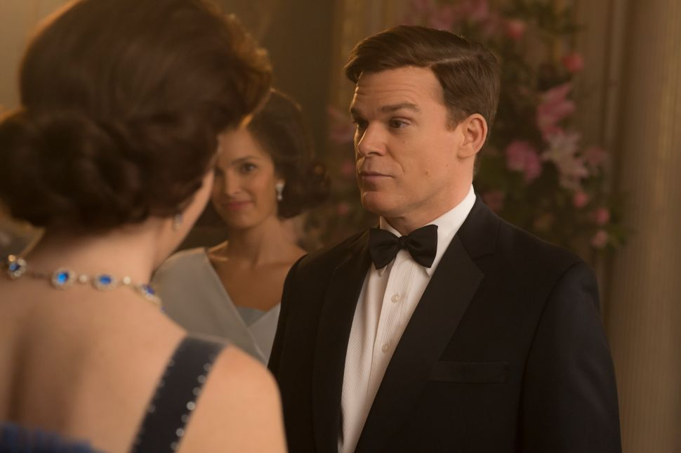 Michael C. Hall Opens Up About Playing JFK as a Drug Addict in 'The Crown'