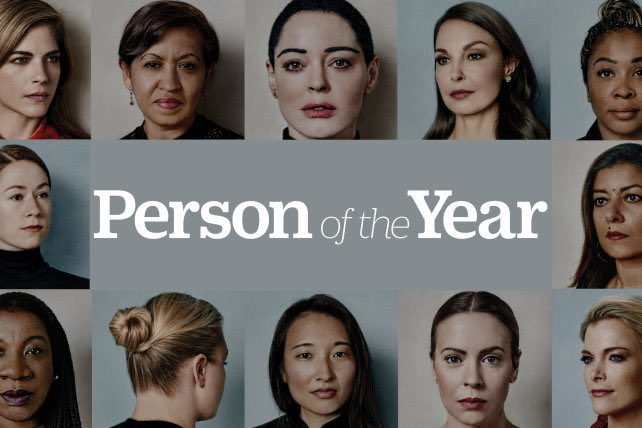 Time Reporter: 'Silence Breakers' Were Obvious Choice for Person of the Year