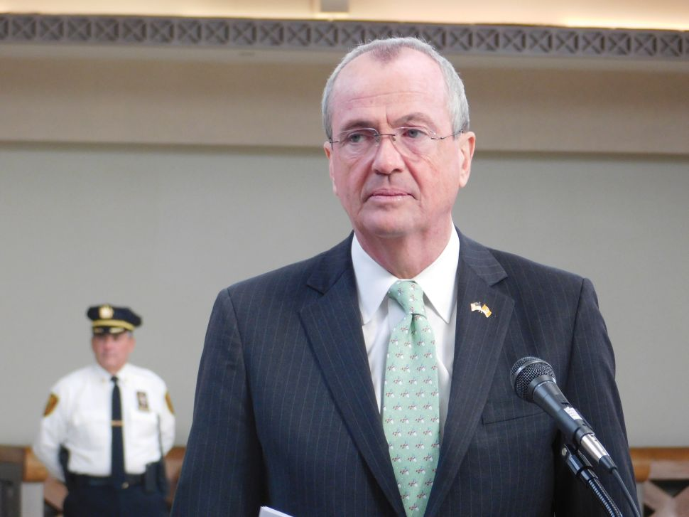 NJ Politics Digest: Probe Likely After Reports Claim Murphy Ignored Ethics Official