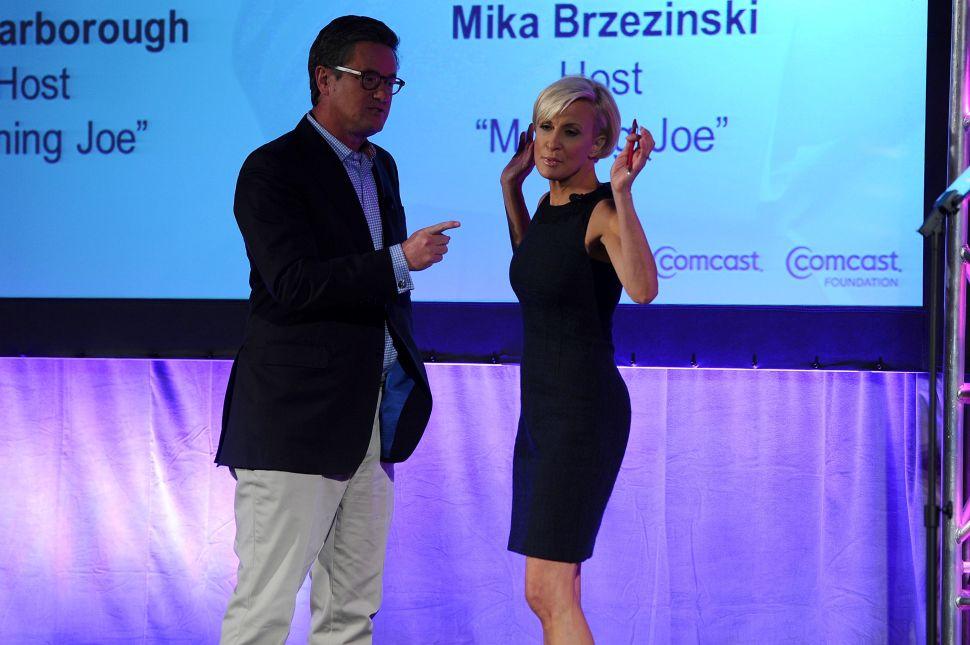 'Morning Joe' Co-Host Calls Trump 'Sexist Pig' Who Sexually Harassed Sen. Gillibrand