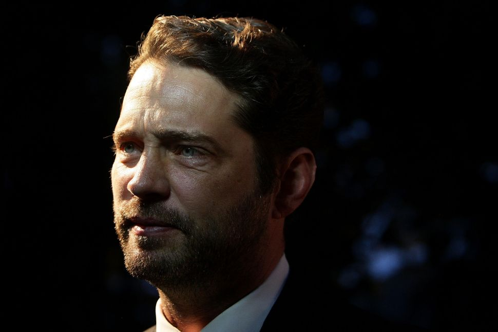 Jason Priestley Claims to Have Punched Harvey Weinstein in the Face in 1995